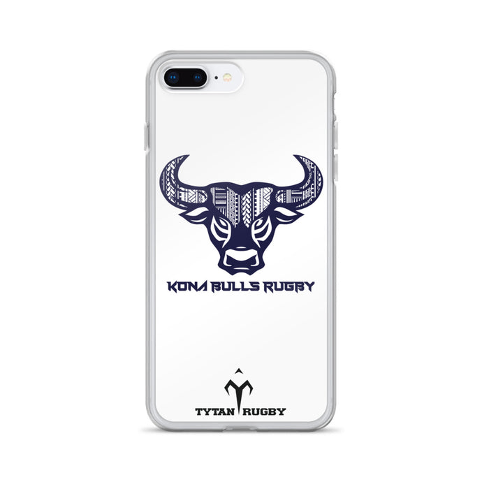 Kona Bulls Rugby iPhone Case