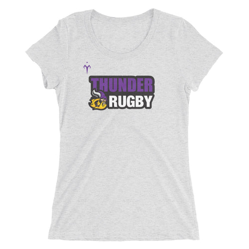 Thunder Rugby Ladies' short sleeve t-shirt