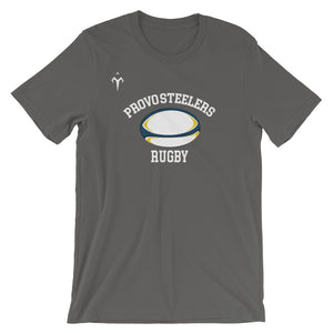 Steelers Rugby Club Short-Sleeve Unisex T-Shirt