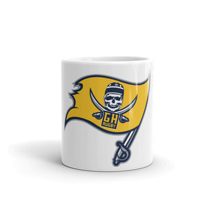 Grand Haven Rugby Flag Mug
