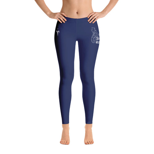 EC Sirens Blue Leggings