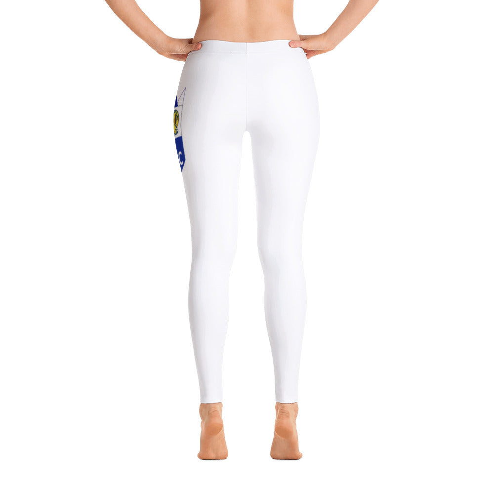 Lander Womens Rugby Leggings