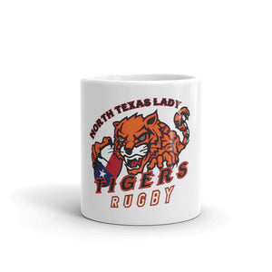 North Texas Lady Tigers Rugby Mug