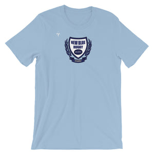 New Blue Rugby Short-Sleeve Unisex T-Shirt