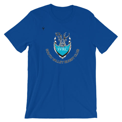 South Valley Rugby Club Short-Sleeve Unisex T-Shirt