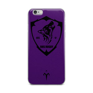 Riverton Rugby iPhone Case