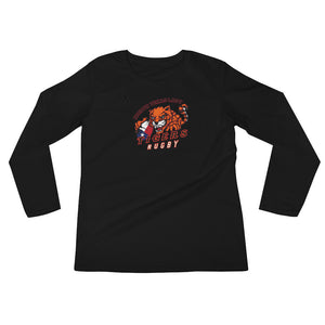 North Texas Tigers Rugby Ladies' Long Sleeve T-Shirt