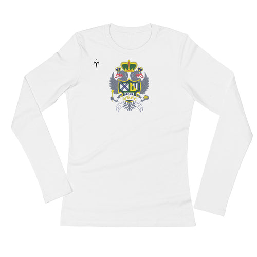 Georgia College Ladies' Long Sleeve T-Shirt