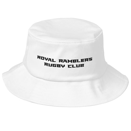 Royal Ramblers Old School Bucket Hat