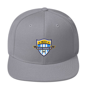 Beer Barons Rugby Snapback Hat