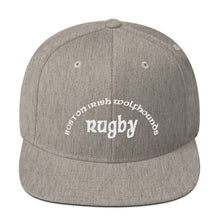 Boston Irish Wolfhounds Wool Blend Snapback