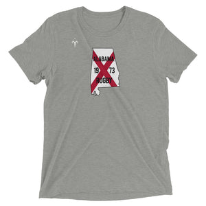 Alabama Rugby Short sleeve t-shirt