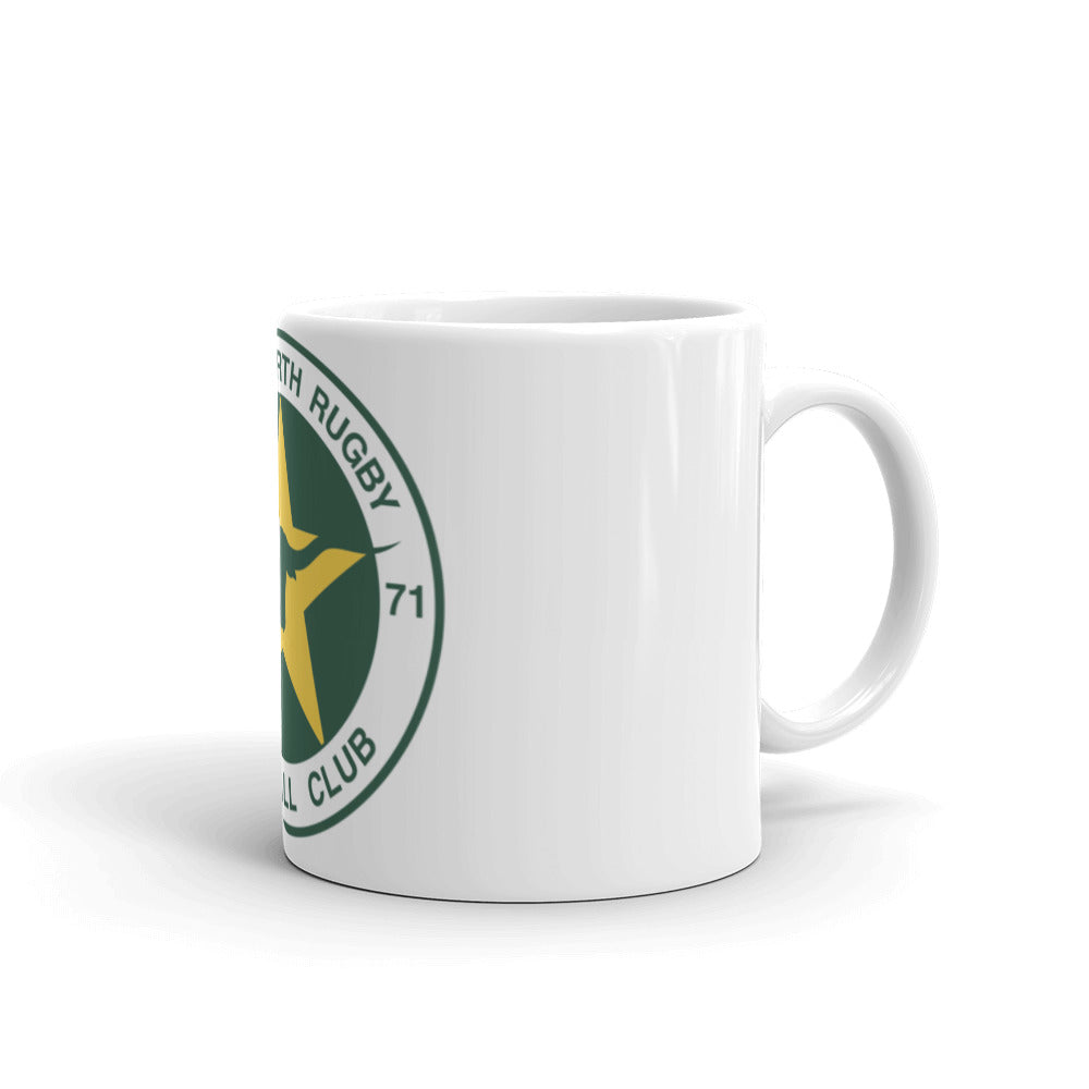 Fort Worth Rugby Mug