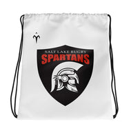 Salt Lake Spartans Rugby Drawstring bag