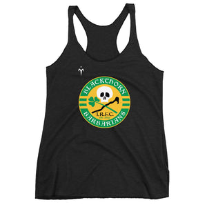 Blackthorn Barbarians Women's Racerback Tank