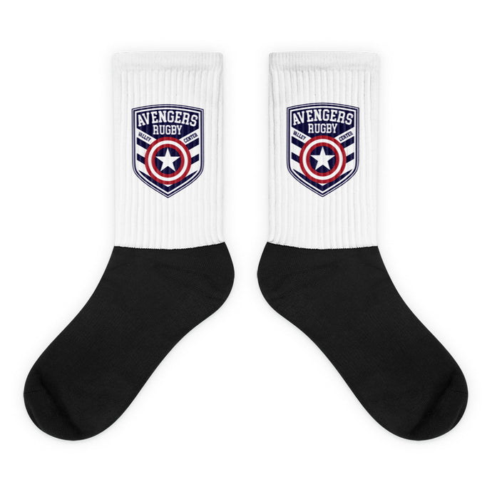 Valley Center Avengers Youth Rugby Socks