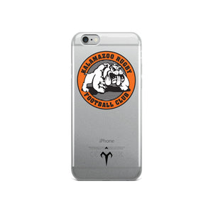 Kalamazoo Dogs iPhone 5/5s/Se, 6/6s, 6/6s Plus Case
