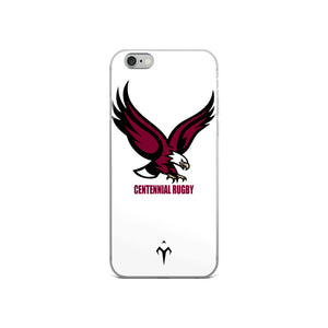 Centennial Rugby iPhone Case