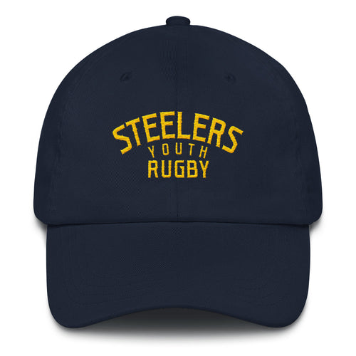 Provo Steelers Youth Rugby Dad Hat