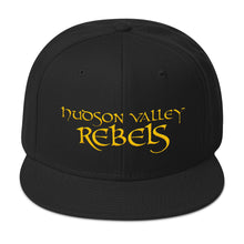 Hudson Valley Rugby Snapback Hat