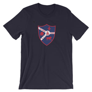 Fort Wayne Rugby Short-Sleeve Unisex T-Shirt