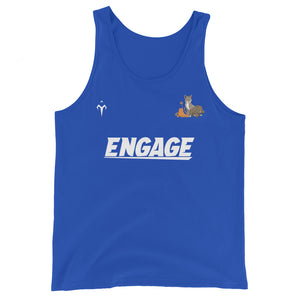 Engage Rugby Unisex  Tank Top