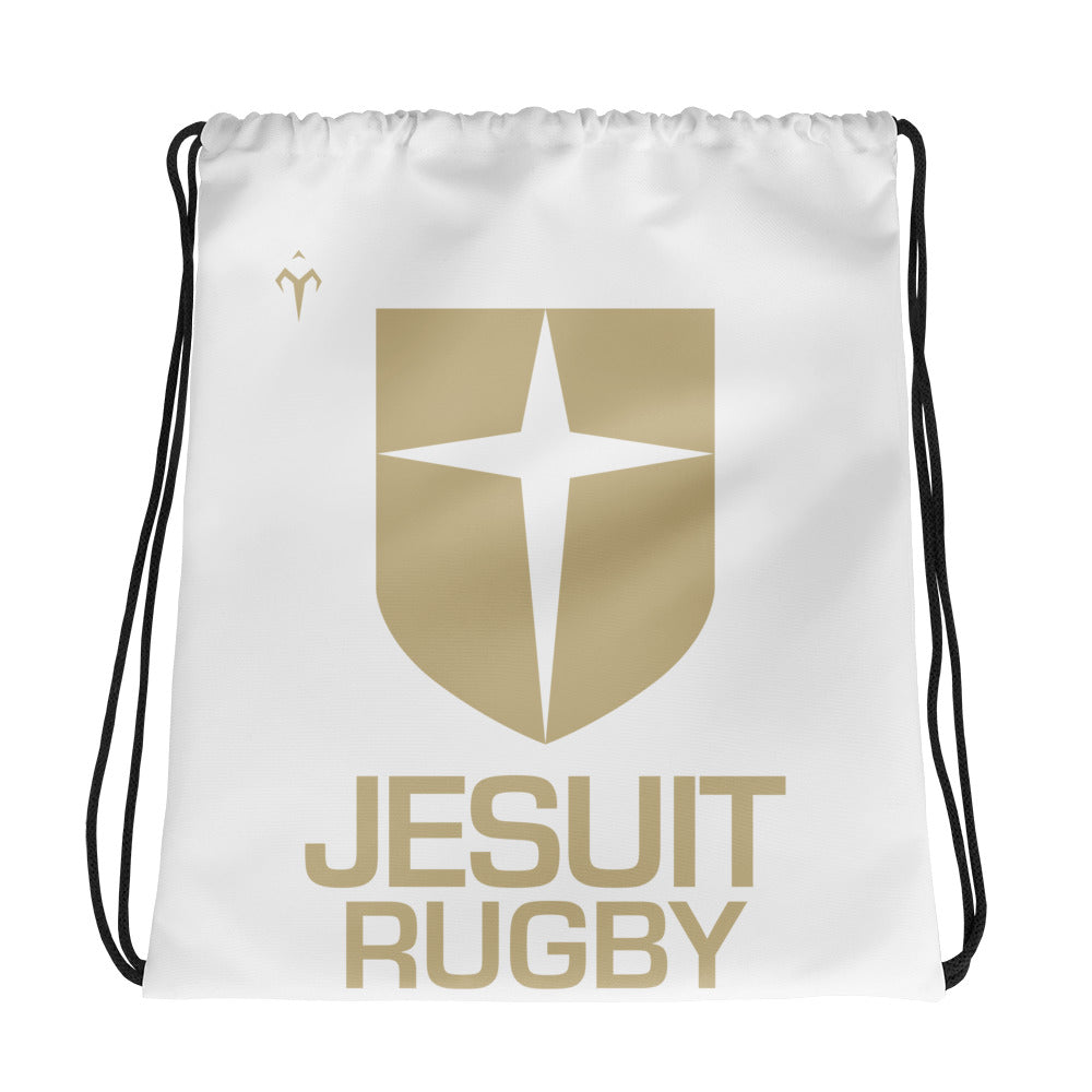 Jesuit Rugby Dallas Drawstring bag