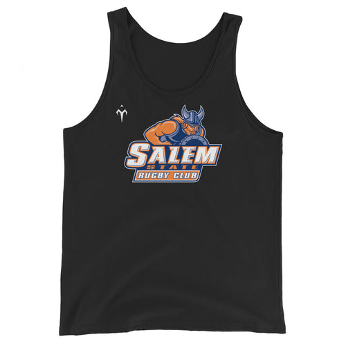 Salem State Rugby Unisex Tank Top
