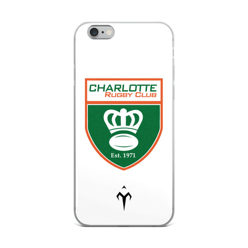 Charlotte Rugby Club iPhone Case