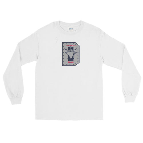 Destroyers Rugby Men's Long Sleeve Shirt