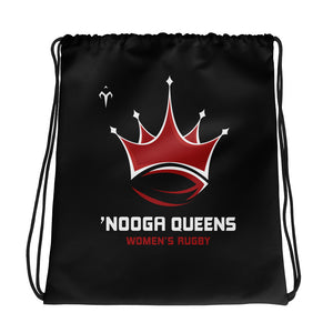 'Nooga Queens Women's Rugby Drawstring bag