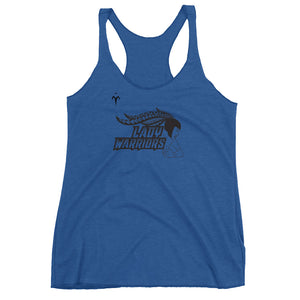 Lady Warriors Rugby Women's Racerback Tank