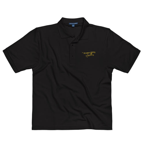 Belmont Shore Rugby Club Embroidered Polo Shirt