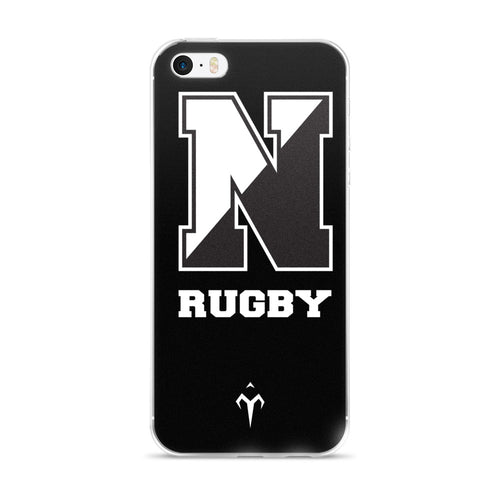 North Meck Rugby iPhone Case
