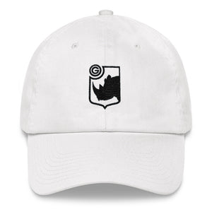 Olde Grey Rugby Dad hat