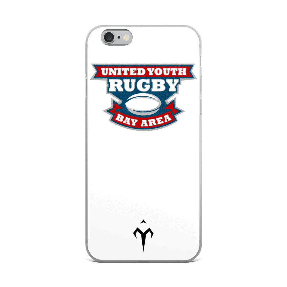 United Youth Rugby iPhone 5/5s/Se, 6/6s, 6/6s Plus Case