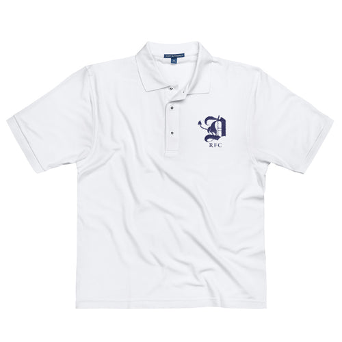 Dallas Diablos Rugby Embroidered Polo Shirt