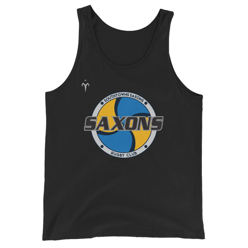 Southtowns Saxons Rugby Unisex  Tank Top