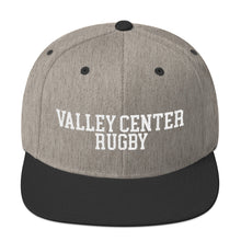 Valley Center Rugby Snapback Hat