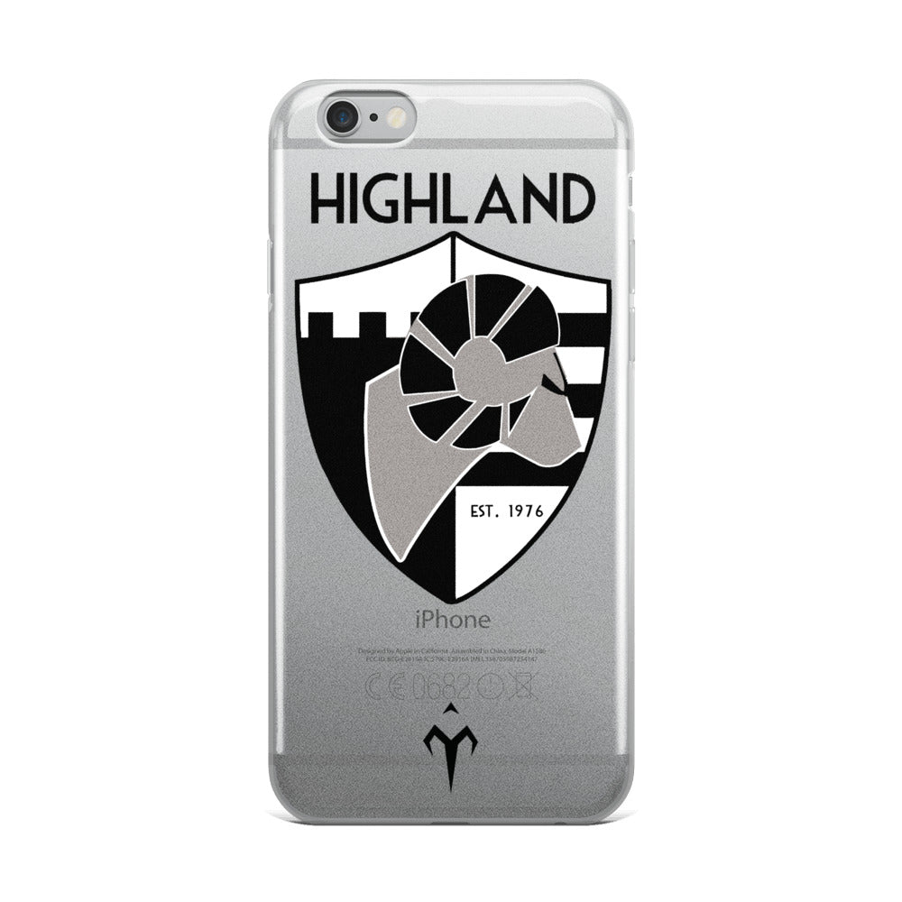Highland iPhone 5/5s/Se, 6/6s, 6/6s Plus Case