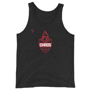 Chaos Rugby Unisex  Tank Top