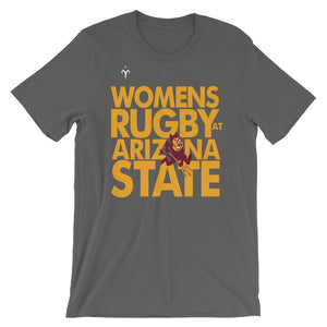 AS Women's Rugby Short-Sleeve Unisex T-Shirt