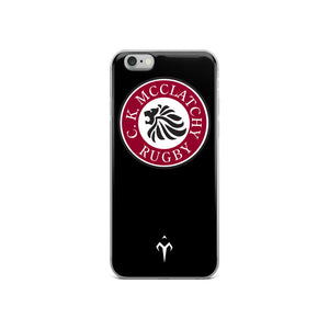 C.K. McClatchy Rugby iPhone 5/5s/Se, 6/6s, 6/6s Plus Case