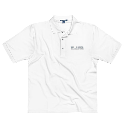 Glenwood Rugby Men's Premium Polo