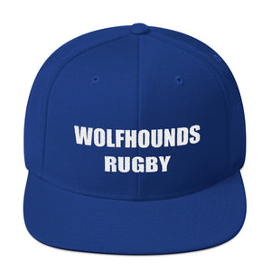Wolfhounds Rugby Snapback Hat