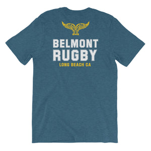 Belmont Shore Rugby Club Short-Sleeve Unisex T-Shirt
