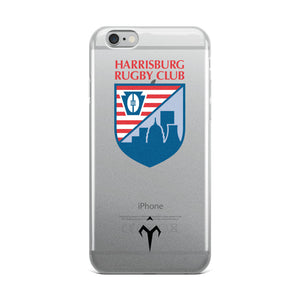 Harrisburg Harlots iPhone 5/5s/Se, 6/6s, 6/6s Plus Case