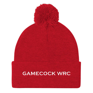 Gamecock WRC Pom Pom Knit Cap