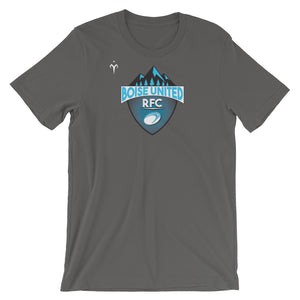 Boise United Rugby Short-Sleeve Unisex T-Shirt