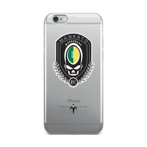 Mankato Rugby iPhone 5/5s/Se, 6/6s, 6/6s Plus Case